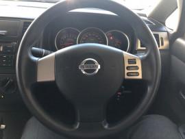 2007 Nissan Tiida C11  ST-L Sedan