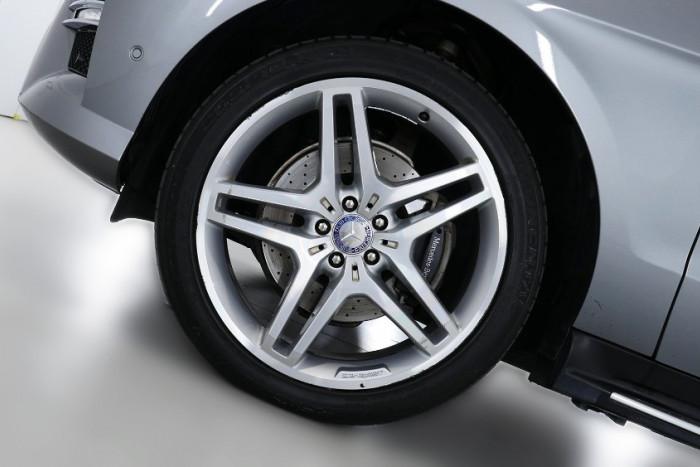 2013 Mercedes-Benz M-class W166 ML350 BlueTEC Wagon Image 18
