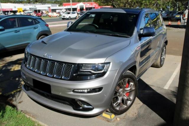 ... 2013 MY14 Jeep Grand Cherokee WK MY14 SRT 8 (4x4) Wagon ...