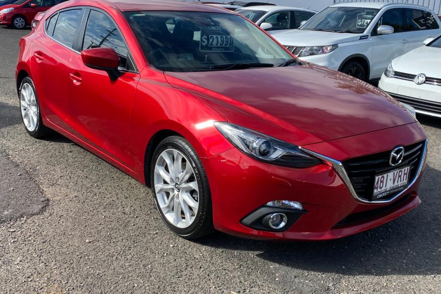 2015 Mazda 3 SP25 Image 1