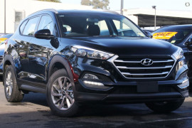 Hyundai Tucson Active TL2 MY18