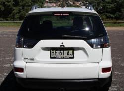 2010 Mitsubishi Outlander ZH  LS Wagon