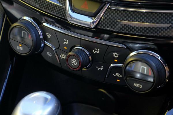 2016 Holden Commodore VF II MY16 SV6 Black Sedan