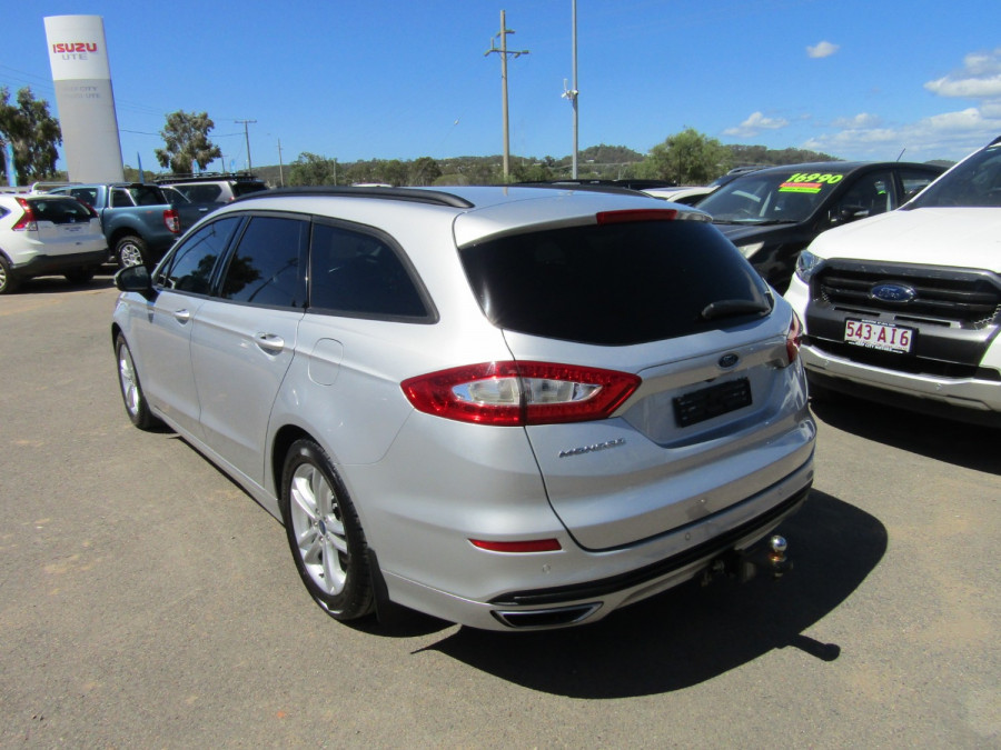 2016 Ford Mondeo MD AMBIENTE Wagon Image 9