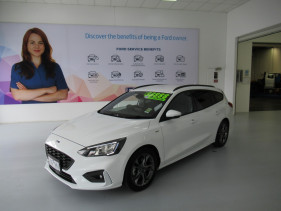 2019 MY19.75 Ford Focus SA 2019.75MY ST-LINE Wagon