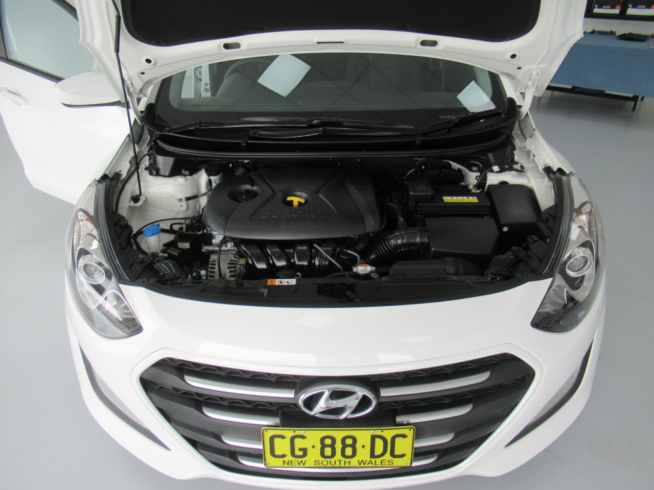 2016 Hyundai I30 GD4 SERIES II MY17 ACTIVE Hatchback Image 26