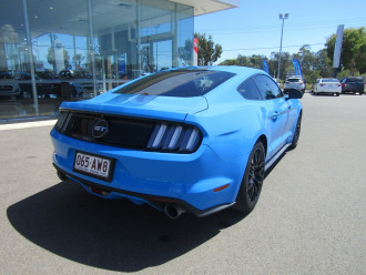 2017 Ford Mustang FM 2017MY GT Coupe Image 5