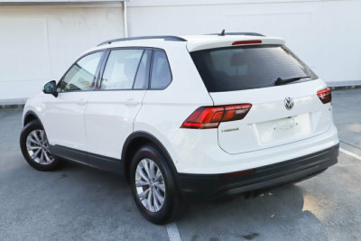 2016 MY17 Volkswagen Tiguan 5N MY17 110TSI 2WD Trendline Suv Image 4