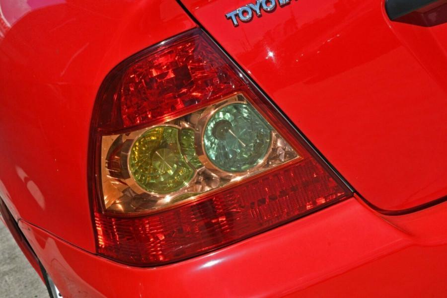 2006 Toyota Corolla ZZE122R 5Y Ascent Sedan