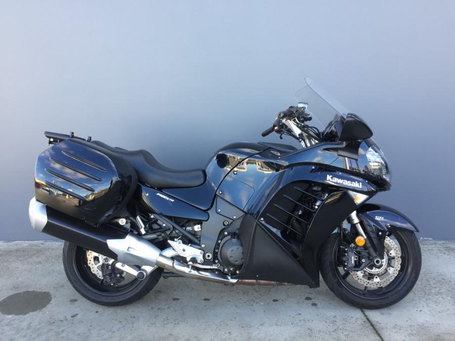 2011 Kawasaki 1400GT GT Motorcycle Image 1