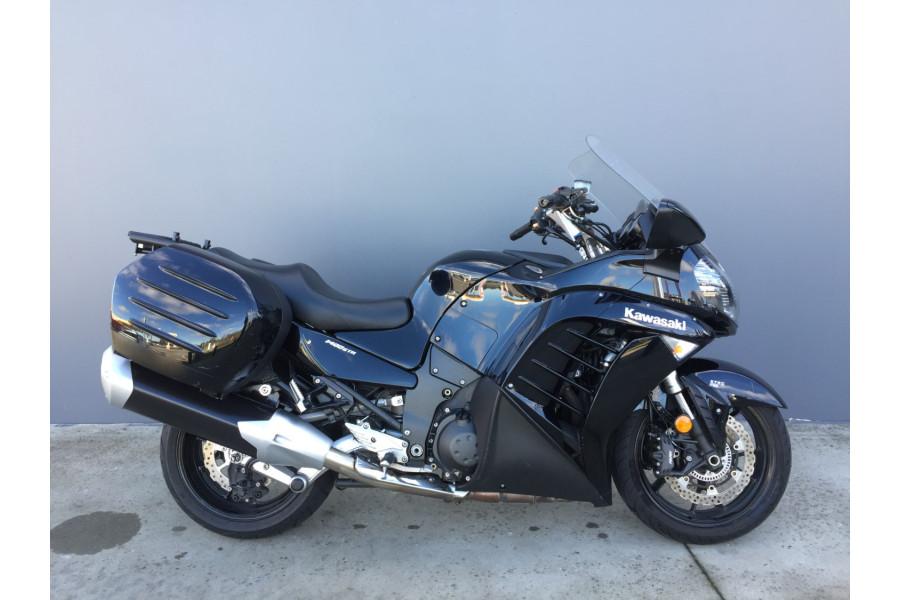 2011 Kawasaki 1400GT GT 1400GT Motorcycle