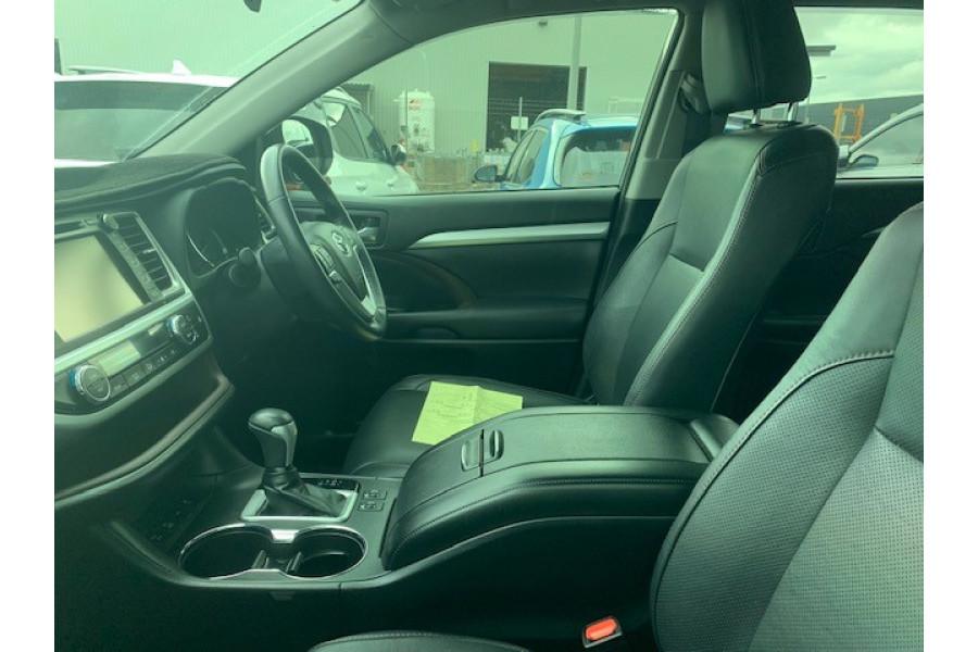 2017 Toyota Kluger GSU55R GXL Suv