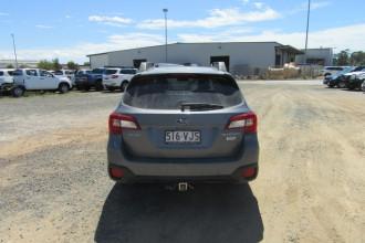 2014 MY15 Subaru Outback B6A MY15 2.0D Suv Image 5