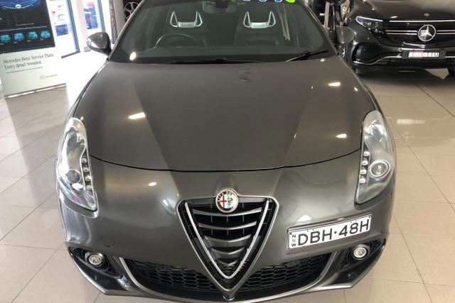 2015 Alfa Romeo Giulietta Quadrifoglio Verde