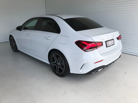 2019 Mercedes-Benz A Class A 180 Sedan