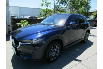 2019 Mazda CX-5 KF4WLA Touring SKYACTIV-Drive i-ACTIV AWD Suv Image 3