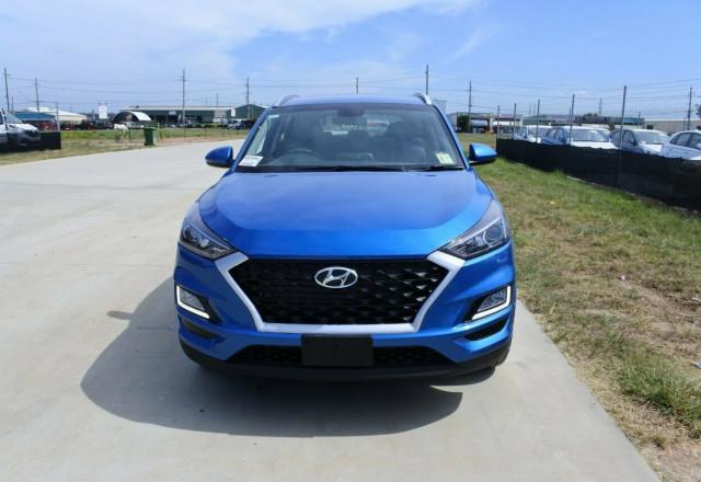 2018 MY19 Hyundai Tucson TL3 Active X Wagon