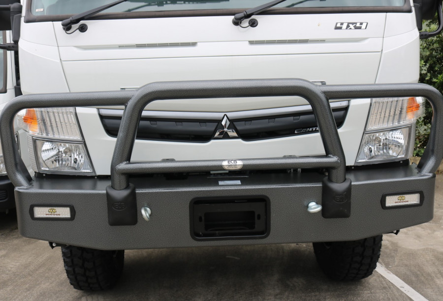 2020 Fuso Canter WIDE CAB 4X4 + INSTANT ASSET WRITE OFF WIDE CAB 4X4 Cab chassis