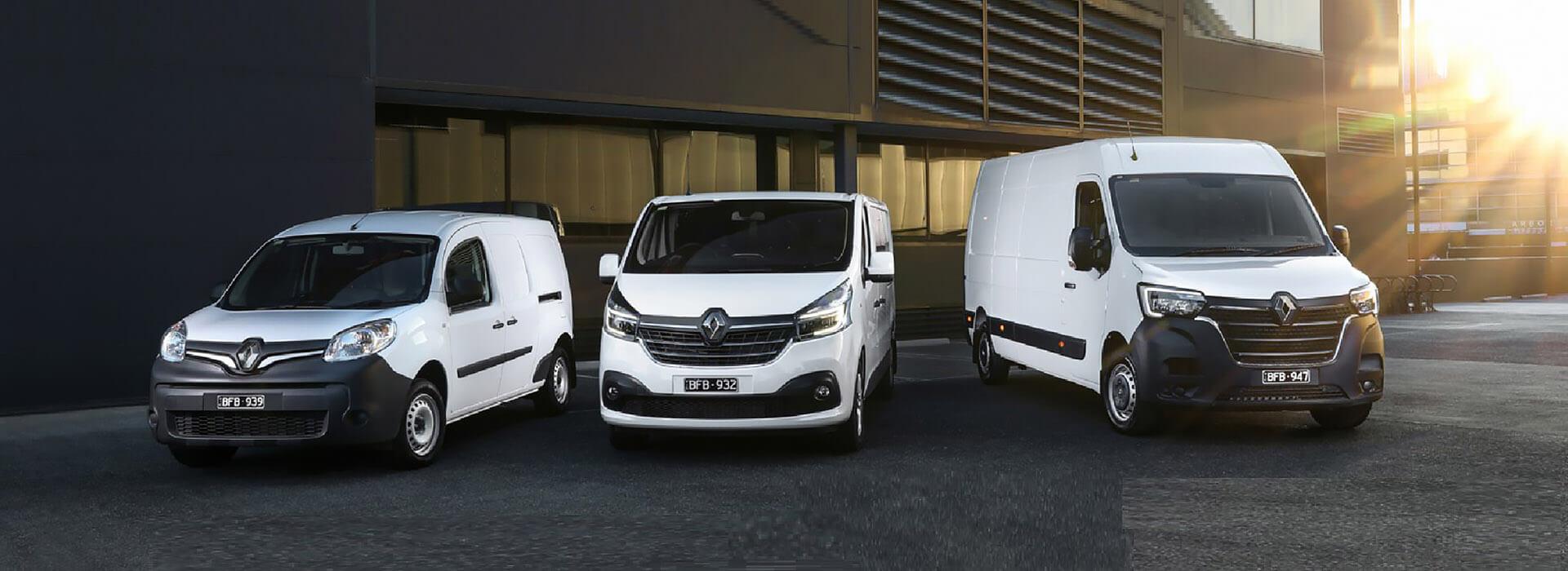 Cricks Maroochydore Renault Fleet