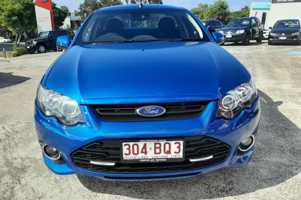2013 Ford Falcon FG MkII XR6 Turbo Utility