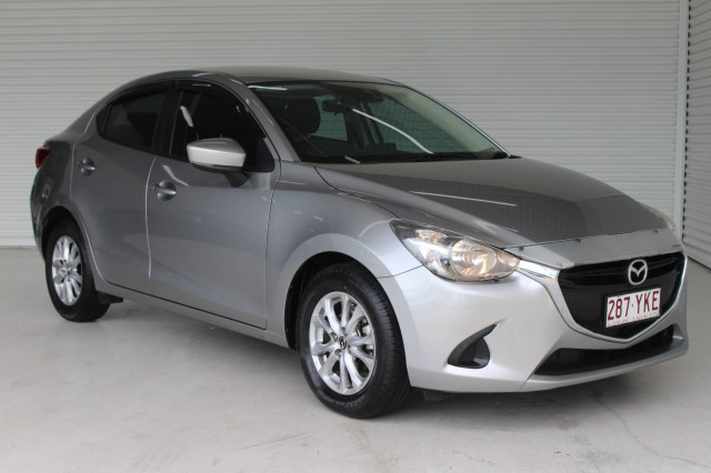 2018 Mazda 2 DL2SAA MAXX Sedan