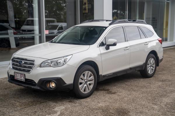 2016 Subaru Outback B6A  2.0D Suv Image 3