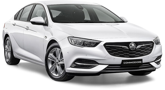 2019 Holden Commodore ZB LT Liftback Hatchback