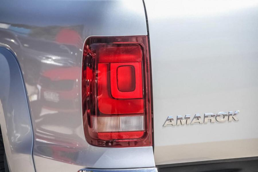 2017 Volkswagen Amarok 2H TDI550 Utility