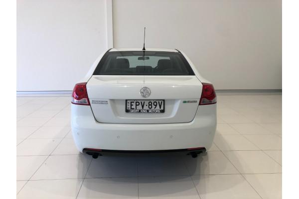 2010 Holden Commodore VE International Sedan Image 5