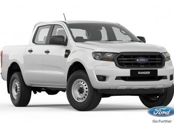 2018 MY19 Ford Ranger PX MkIII 4x2 XL Double Cab Pick-up Hi-Rider Utility