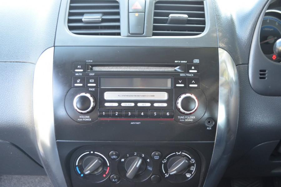 2012 MY11 Suzuki Sx4 GY Hatchback Hatchback