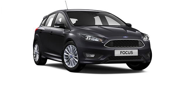 2016 MY16.75 Ford Focus LZ Sport Hatchback