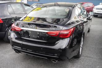 2018 Infiniti Q50 V37 GT Sedan Image 2