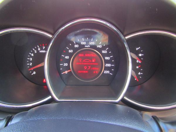2013 Kia Rio UB  SLi Hatchback