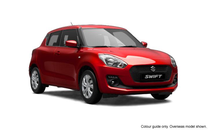2019 MY17 Suzuki Swift AZ GL + Hatchback