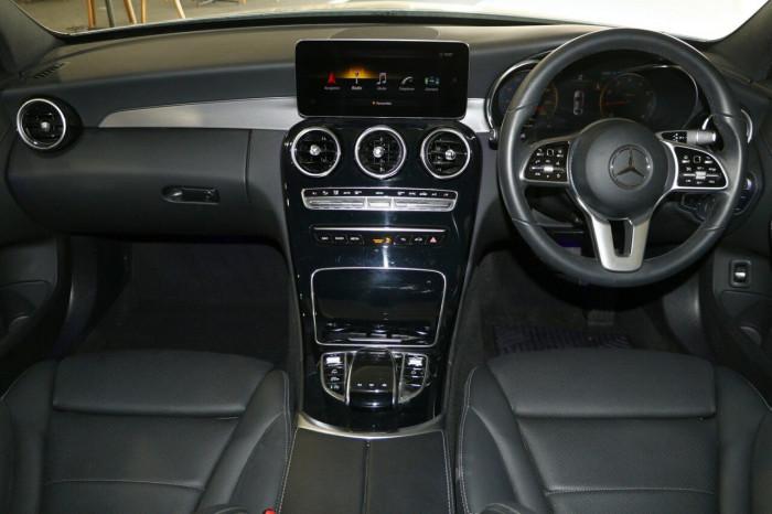 2020 MY50 Mercedes-Benz C-class W205 800+050MY C200 Sedan Image 9