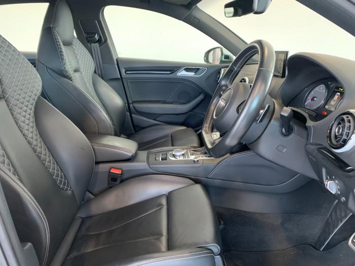 2015 Audi S3 8V MY15 Sedan Image 8