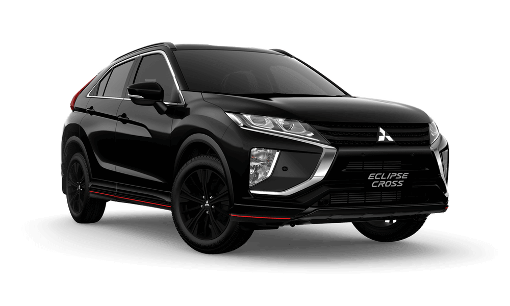 19MY ECLIPSE CROSS BLACK EDITION 2WD PETROL CVT AUTO