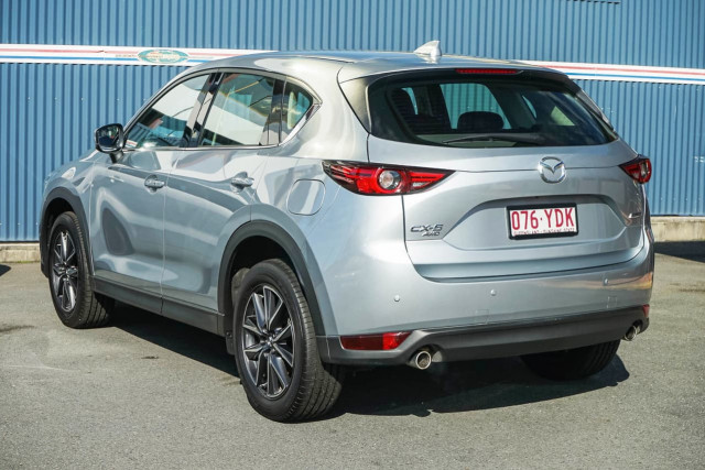 2018 Mazda Cx-5 KF Series Akera Suv Image 2