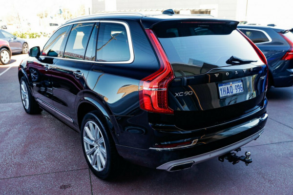 2017 Volvo XC90 L Series MY17 T6 Geartronic AWD Inscription Suv Image 5