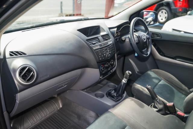 2016 Mazda BT-50 UR XT Cab chassis Image 12