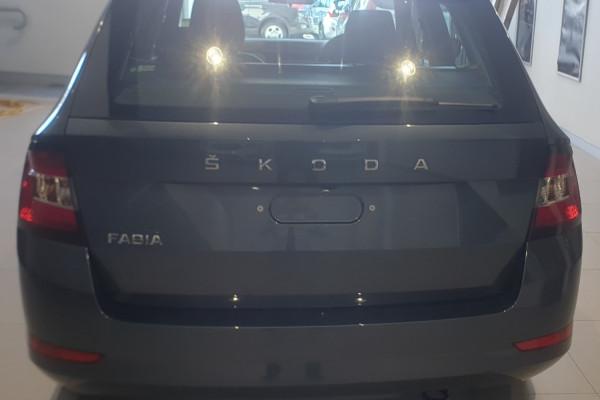 2019 MY20 Skoda Fabia NJ Wagon Wagon Image 3