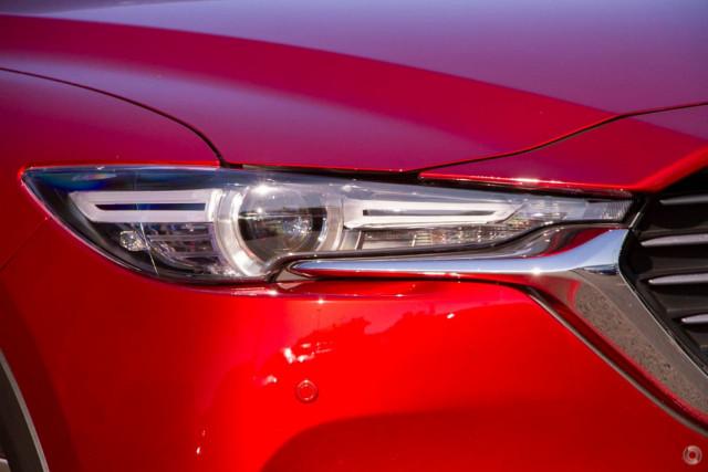 2018 Mazda CX-8 KG Asaki Suv Image 2