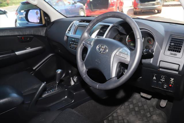 2014 Toyota HiLux KUN26R MY14 SR5 Utility Image 14