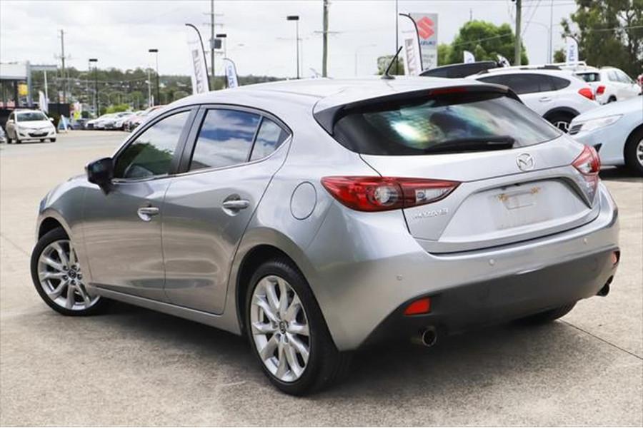 2015 Mazda 3 BM Series SP25 Hatchback