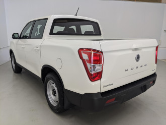 2019 MY20 SsangYong Musso Q200 EX Utility Image 5