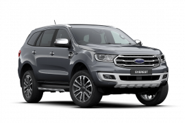 Ford Everest Titanium 4WD UA II