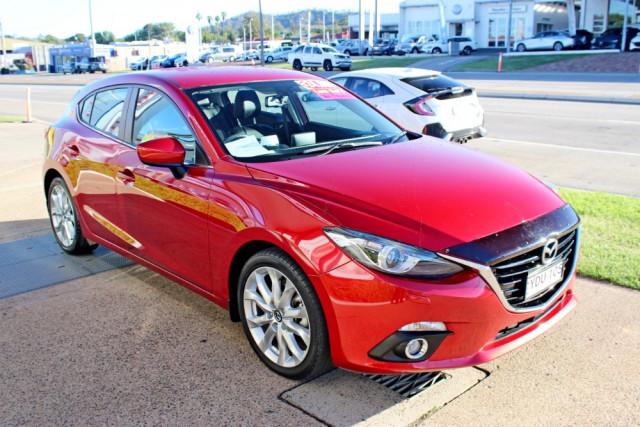 2015 Mazda Mazda3 BM5438 SP25 SP25 - GT Hatchback Image 4