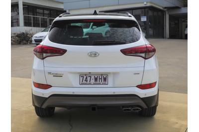 2015 Hyundai Tucson TLe Highlander Suv Image 2