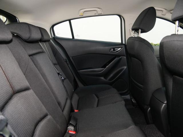 2018 Mazda 3 BN5436 SP25 Hatch Hatch